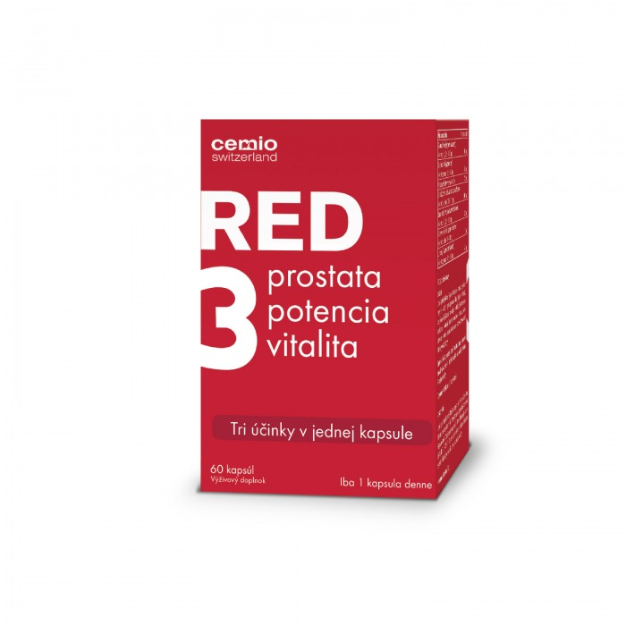 Cemio RED3 60 cps