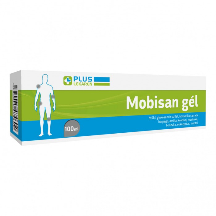 Mobisan gél 100 ml